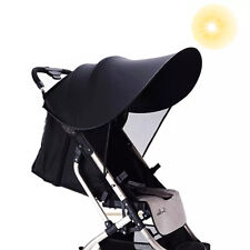 Baby Child Pushchair Strollers Sun Shade Canopy Pram Buggy Cover Universal Block