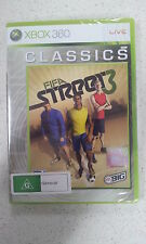 Fifa Street 3 Xbox 360 Classics Brand New & Sealed
