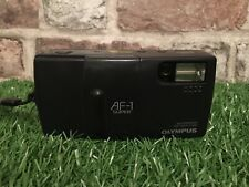 Olympus AF-1 Super 35mm Lens Compact Weatherproof Camera Working Tested