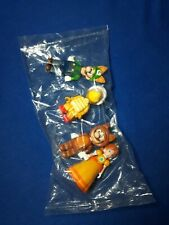 Knex Mario Kart -Nintendo Mini Figures K'Nex Lot of 4-New