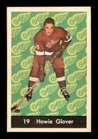 1961 Parkhurst #19 Howie Glover  NM X1563677