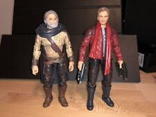 Marvel Legends Guardians Of The Galaxy Star Lord And Ego Two Pack Hasbro Loose