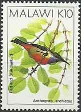 Timbre Oiseaux Malawi 528 ** lot 29811 - cote : 15 €