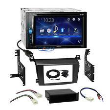 Pioneer 2018 DVD Bluetooth Stereo 2 Din Dash Kit Harness for 13-up Toyota RAV4