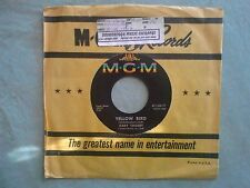 60'S 45 Gary Crosby - Yellow Bird/ High Hill Country MGM K313017  NM