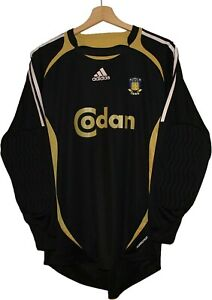 2005 BRONDBY IF Football Shirt Jersey Adidas size S Tricot Maglia Denmark