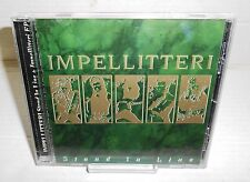 Impellitteri Stand in Line & Self-titled EP (2 in 1) CD Excellent condition