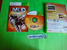 MUD FIM MOTOCROSS WORLD CHAMPIONSHIP/  XBOX 360 MICROSOFT PAL COMPLET