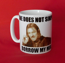 Boromir Lord of the Rings Meme Funny Tumblr Reddit Inspired Coffee Tea Mug 10oz