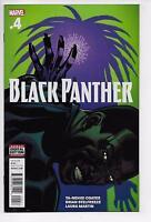 Black Panther  #4 2016 1st Print Marvel comic nm