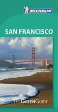 Michelin: SAN FRANCISCO - TRAVEL PUBLICATION - The Green Guide - Attractions NEW
