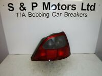 Rover 25 99-06 OS Driver Side Rear Light #2