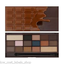 Makeup Revolution I Heart Chocolate Eye Shadow Salted Caramel