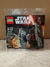 LEGO ~ 30276 ~ STAR WARS ~ SPECIAL FORCES TIE FIGHTER ~ NISB ~ FREE SHIPPING