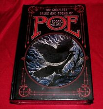 The Complete Tales and Poems of Edgar Allan Poe - New Leather Bound