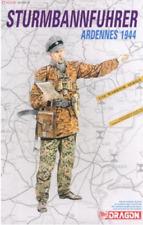 DRAGON STURMBANNFUHRER ARDENNES 1944 1/16 Kits Soldiers 1 figures model