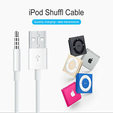 Data Cable/Charging Cable/Mains 3.5 mm Aux-in USB Cable for Apple iPod Shuffle
