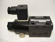 New Nachi SA-G01-A5-C115-E31 Solenoid Operated Directional Control Valve