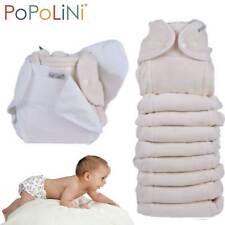 Windel weiß 3er Pack Baby Kind  Mullwindel Stoffwickeln Baumwolle 80x80 Tuch