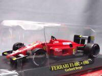 Ferrari Collection F1 88C 1988 Gerhard 1/43 Scale Mini Car Display Diecast 10