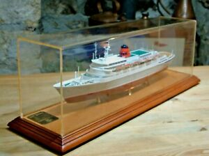 "Maritime Replicas."" Sagafjord""  Cunard Liner. 1=400. Scale Super Detailed."
