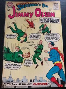 Jimmy Olsen #71 VG (4.0)