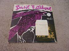"""BASIL RATHBONE READS EDGAR ALLAN POE""    Basil Rathbone     LP"