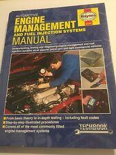 AUTOMOTIVE CAR ENGINE MANAGEMENT & Fi SYSTEMS HAYNES MANUAL TECHBOOK 1997