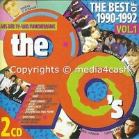 Best of 1990-1992 01:Queen, Roxette, Kate Yanai, R.E.M., Dr. Alban.. [2 CD]