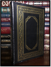 Schindler's List ✎SIGNED✎ by THOMAS KENEALLY Sealed Easton Press Leather Bound