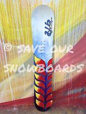 VINTAGE 1997 / 1998 Lib Tech Jamie Lynn Wheat Snowboard FREE SHIP