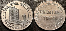 Etats-Unis - Las Vegas - jeton de casino - THE MINT HOTEL 1957 - 1989