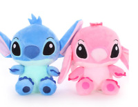 Lilo and Stitch Plush Children's Toys Doll Figure Stuffed Gift Action Cute Soft