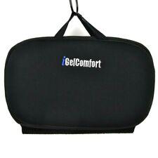 Sojoy 3 in 1 Foldable Gel Seat Cushion Soft Memory Foam Portable Travel Cushion