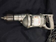 ⚙�(Vintage) Craftsman Sears 3/8� Electric Drill (Model 107-1335) Antique