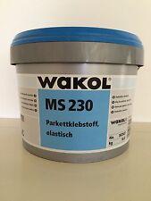 Wakol MS 230 Á 18 Kg Parkettkleber Parkettklebstoff elastisch