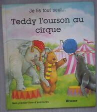 Teddy l'ourson au cirque