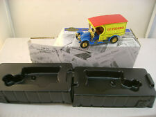 MATCHBOX MODELS OF YESTERYEAR POWER OF THE PRESS YPP01 1910 RENAULT AG LE FIGARO