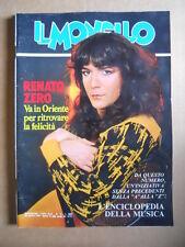 IL MONELLO n°13 1983 Renato Zero - Donatella Milani Lorenzo Lamas   [G420]