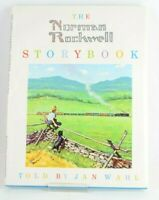 Signed First Edition Jan Wahl Illustrated Norman Rockwell Story Book Fine Cond.