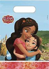 6 Princesse Disney Elena de avalor Sac soirée présent cadeau anniversaire filles