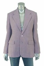 Ralph Lauren Purple Label Wool Cashmere Blazer Jacket 6 New $2595