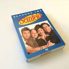 Seinfeld - Seasons 1 & 2 (DVD, 2012, 4-Disc Set)