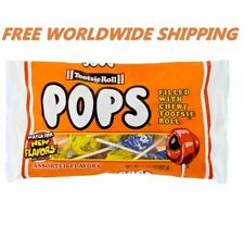 Tootsie Roll Filled Pops Assorted Flavors FREE WORLDWIDE SHIPPING