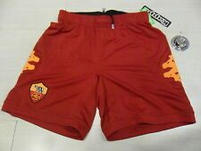 1186 TAILLE XXXL ROMA KAPPA SHORT COURSE ROUGE RED MATCH SHORT SHORT