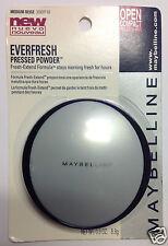 Maybelline Everfresh Pressed Powder ( MEDIUM BEIGE ) NEW.