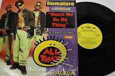 Watch Me Do My Thing: Featuring Smooth and Ed from Good Burger Lp (VG) 12""