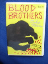 ~~ RARE! ~ BLOOD BROTHERS DVD~ MIKE DIANA  SIGNED!~2010 BOILED ANGEL PRODUCTS ~~