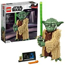 NEW LEGO Star Wars Yoda Block Building Kit Model 75255 1771 pcs Free Shipping