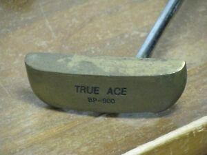 "True Ace BP-900 Copper 35"" Putter Very Nice!!"